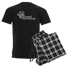 RESPECT ANIMAL LOGO - Pajamas
