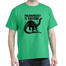 Paleontology Is Awesome T-Shirt