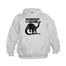 Paleontology Is Awesome Hoodie