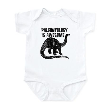 Paleontology Is Awesome Infant Bodysuit