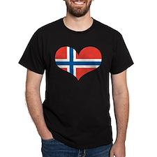 norway's heart T-Shirt