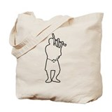 Piper Outline Tote Bag
