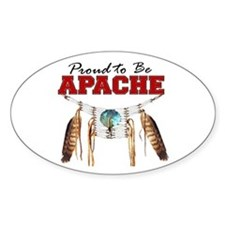 Proud to be Apache Decal