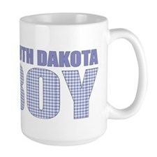 South Dakota Boy Mug