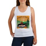Unique Retro camp Women's Tank Top