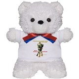 Endurance Strength Energy Teddy Bear