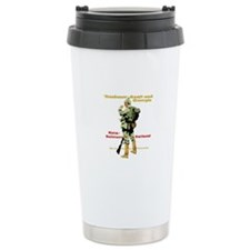 Endurance Strength Energy Ceramic Travel Mug