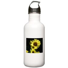 Sunflowers Floral Gifts Water Bottle