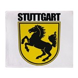Stuttgart Throw Blanket