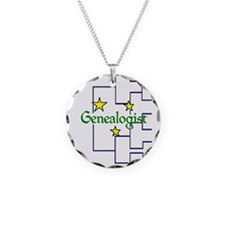 Genealogist Necklace