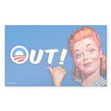 Out! Decal