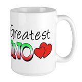 World's Greatest Nonno Mug
