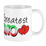 World's Greatest Nonno Small Mug