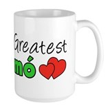 World's Greatest Mamo Ceramic Mugs