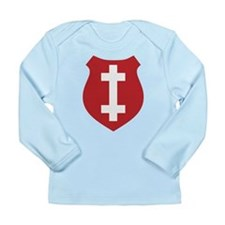 Lithuania - 1920 Roundel Long Sleeve Infant T-Shir