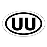 UU Decal