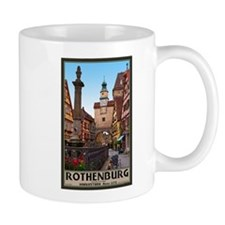 Rothenburg Markusturm Mug