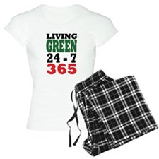 Living Green Pajamas