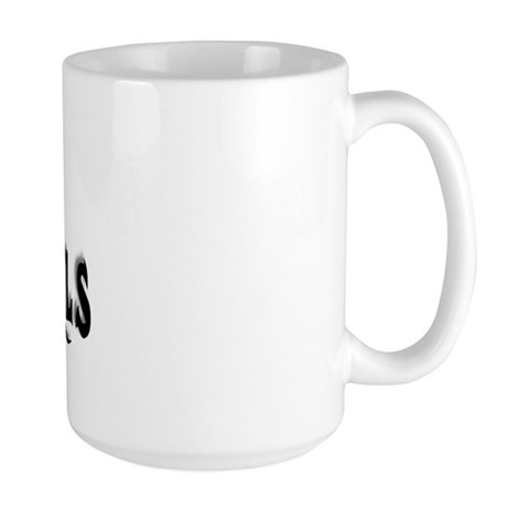 I heart Goth Girls Large Mug