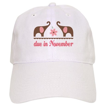 November Due Date Gift Cap