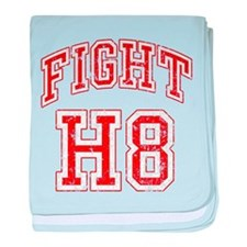 Fight H8 baby blanket