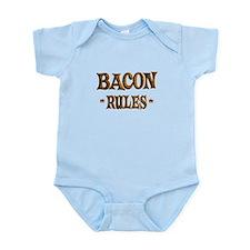 Bacon Rules Infant Bodysuit