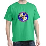 Immigrant Minuteman Patrol Black T-Shirt