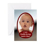 Holidays 2 Greeting Cards (Pk of 10)