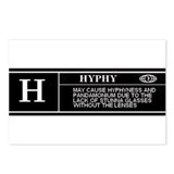 Rated H (HYPHY) Postcards (Package of 8)