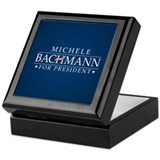 Michele Bachmann Keepsake Box
