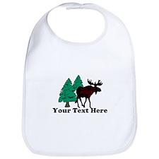 Customized Moose WoodsT's Bib
