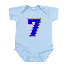 DRUM BATTLE # 7 Infant Bodysuit