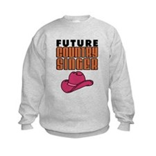 Future Country Singer (Girl) Sweatshirt