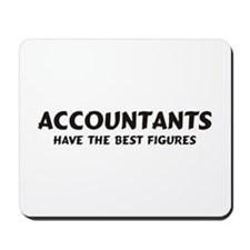 Accountants Mousepad