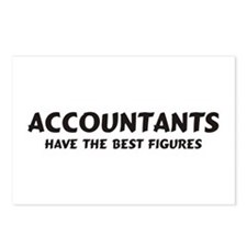 Accountants Postcards (Package of 8)