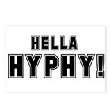Hella Hyphy Postcards (Package of 8)