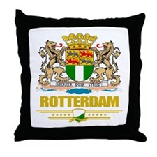 Rotterdam Throw Pillow