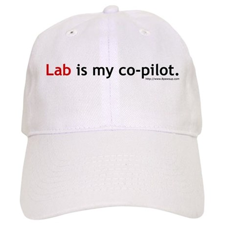 Lab Co-Pilot Cap