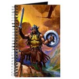 CONAN THE BARBARIAN Art Sketchbook/Journal