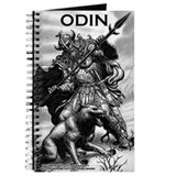 ODIN: GOD OF WAR Art Sketchbook/Journal