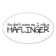 Haflinger Decal