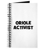 Oriole Activist Journal