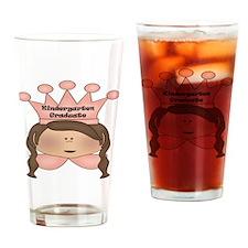 Kindergarten Graduation Drinking Glass