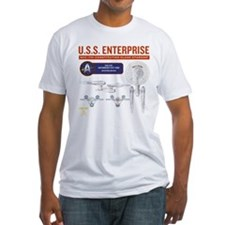 Starship Enterprise Shirt