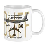 B-52 Stratofortress BUFF Mug