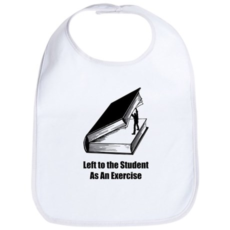 Student Exercise Bib