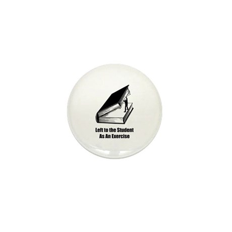 Student Exercise Mini Button (10 pack)