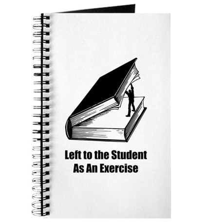 Student Exercise Journal