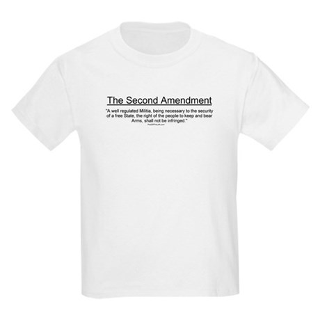Second Amendment Kids T-Shirt