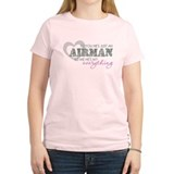 Cute Usaf girlfriend T-Shirt